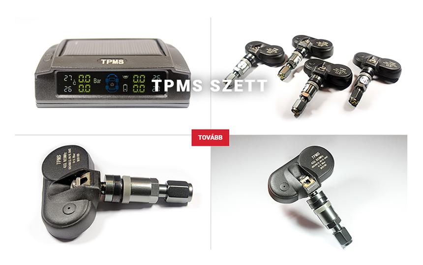 SMP TPMS T83 - TPMS SZETT