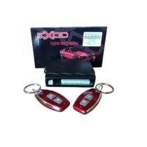 SMP V09A - Központizár vezérlő