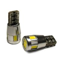Exod T10x6 5630 Can-bus WL LED - LED dióda
