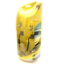 SMP H3 HOD 3350K Super Yellow - Halogén izzó