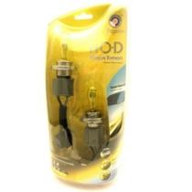 SMP H4 HOD 3350K Super Yellow - Halogén izzó