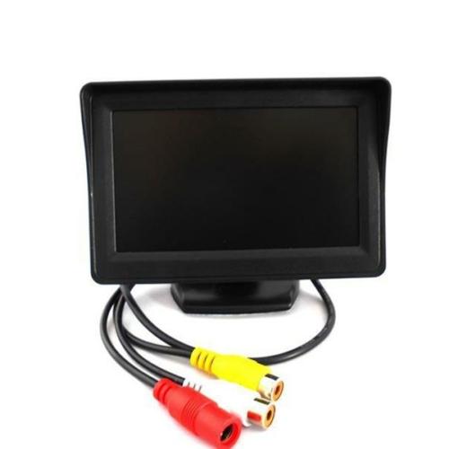 SMP TM1 - Univerzális 4,3'' TFT-LCD monitor
