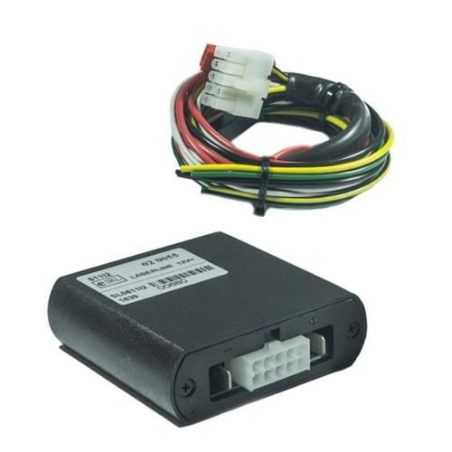 SMP 811i2 - Laserline ablakemelő modul negatív