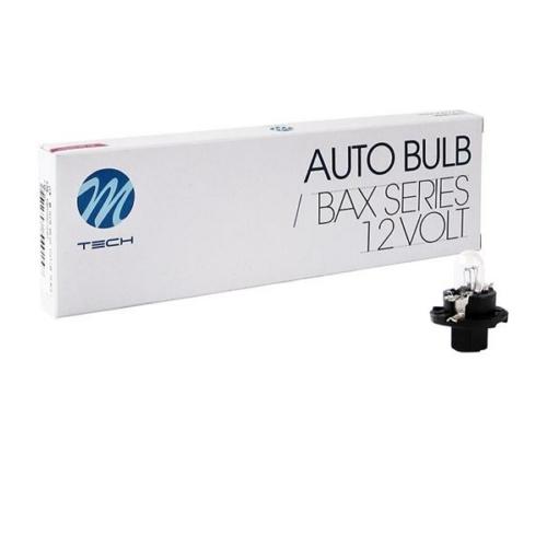 M-TECH Z57 bulb - BX8.4d 12V/1,2W BLACK