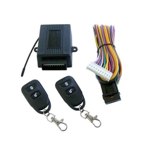 SMP 102A - Központizár vezérlő