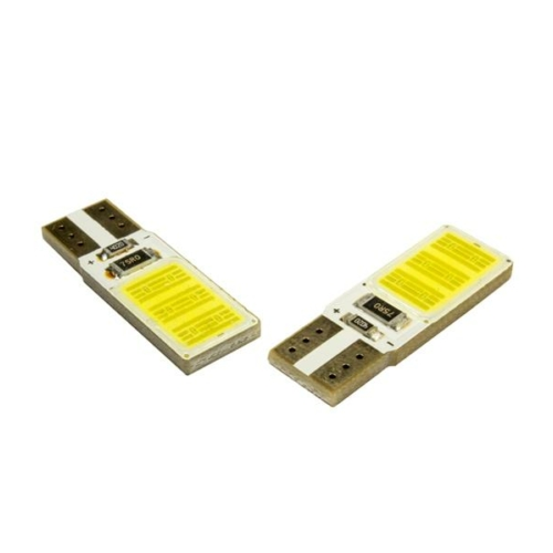 Exod T10x2 COB W - Can-BUS LED dióda