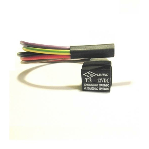 SMP R15/20A - 5 lábú relé index modulhoz