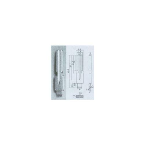 SMP 8B.BMW (3 mm) - Kulcsszár