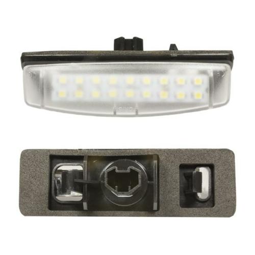 PLP TOY.LEX - LED Rendszámvilágítás