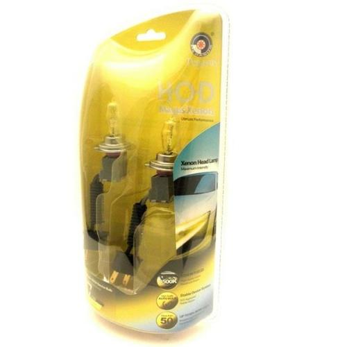 SMP H7 HOD 3350K Super Yellow - Halogén izzó