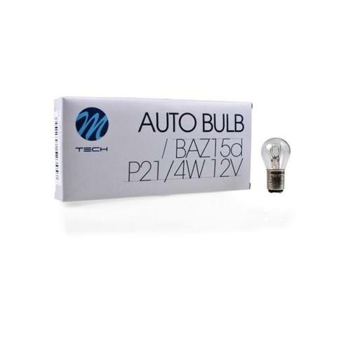 SMP BAZ15D Fehér Tech Z37 - Halogén izzó