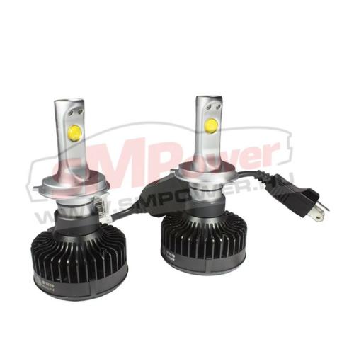 SMP YK H4 5000K set - LED szett