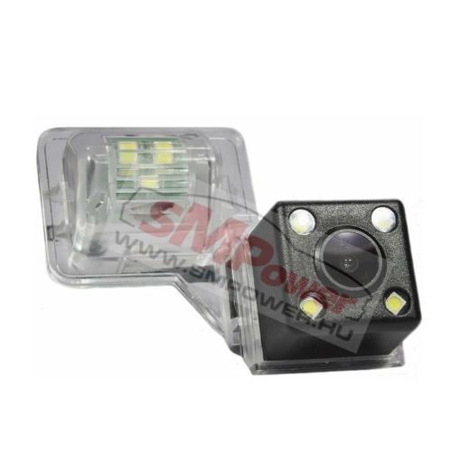 SMP RK8050 - Tolatókamera